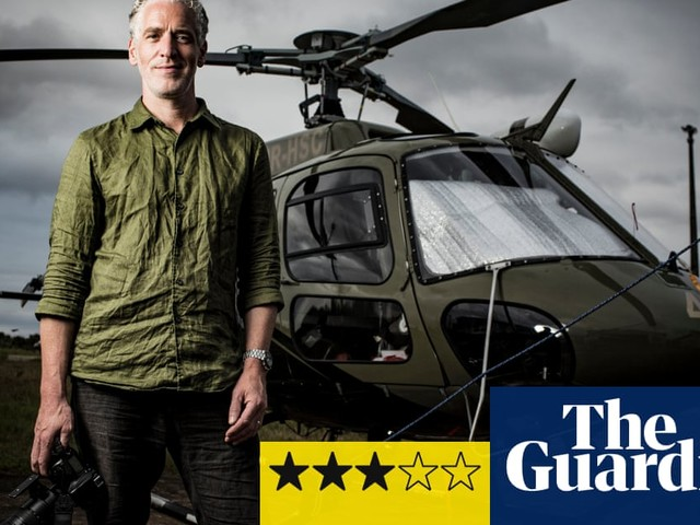 Equator from the Air review – the havoc humans wreak on nature, seen from the sky