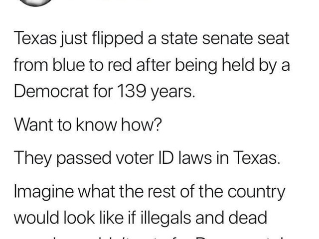 Look what can happen when only live citizens vote