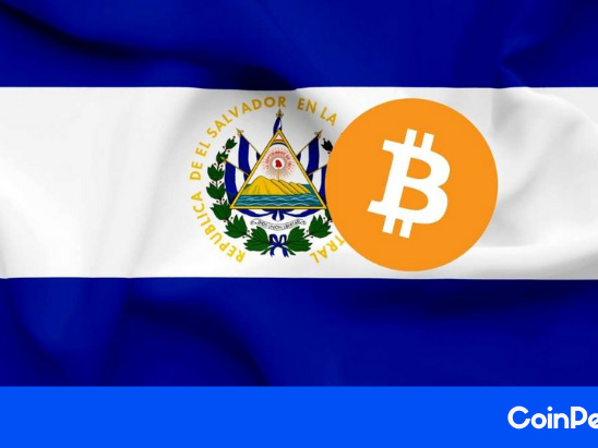 Bitcoin Price Recovers Being Recognized As Legal Tender!