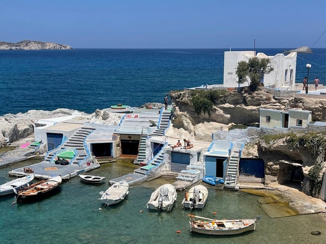A hidden Greek island is now the hottest tourist destination thanks to brands, influencers, and luxury yacht owners flocking to its beaches