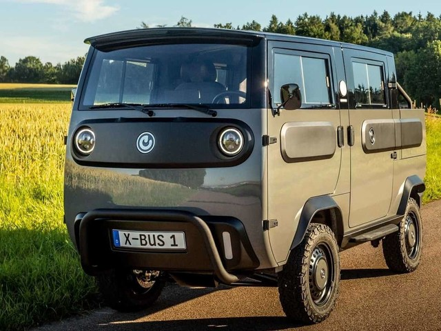Take A Look At 2022 Electric Brands Xbus EV From Germany