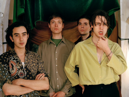 Iceage announce 2018 UK and European dates