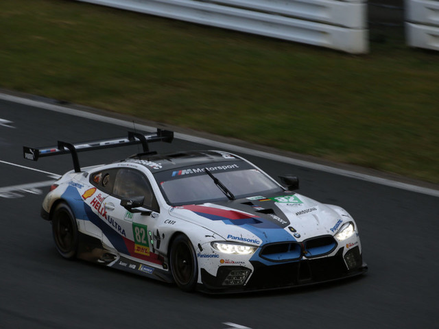 BMW M8 GTE Heads to 6 Hours of Shanghai this Weekend