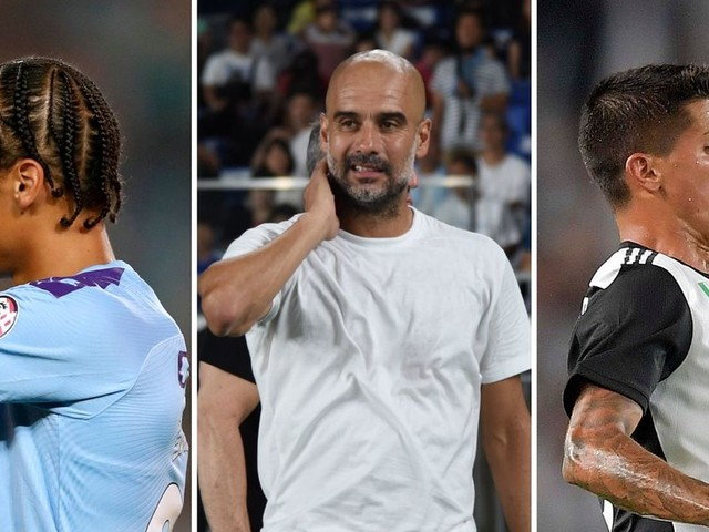 Man City transfer news LIVE Joao Cancelo and Harry Maguire latest plus Leroy Sane to Bayern Munich updates