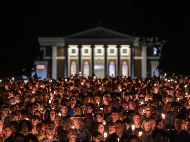 UVA Is a Deeply Imperfect Place. Last Night's Vigil Was the School at Its Best.