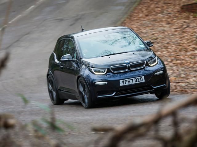 Steve Cropley: Used BMW i3 could provide EV motorsport thrills