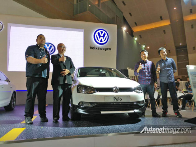Made-In-India 140 hp Volkswagen Polo VRS Launched In Indonesia