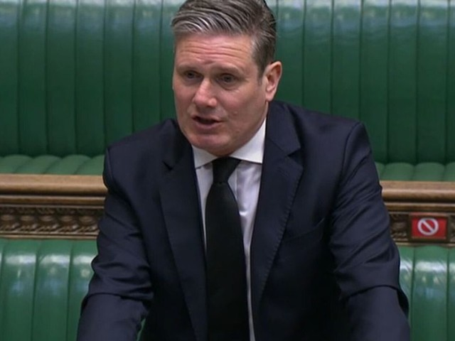 Keir Starmer Shrugs Off The Caution To Prosecute His Case For The Opposition