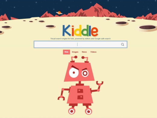 Child-friendly search engines: How safe is Kiddle?