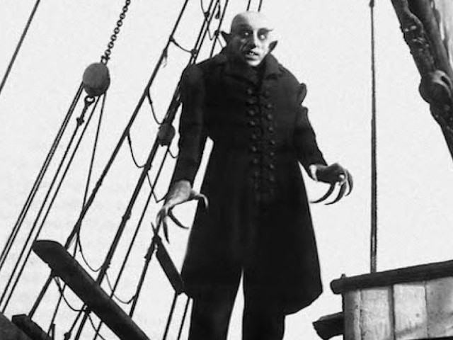 the haunting themes in nosferatu a film by f w murnau Vampirism, sexuality and death - the legacy of fw murnau's nosferatu by nicholas sheffo fredrich wilhelm murnau's original silent classic version of nosferatu (1922), offers an influence only rivaled by fritz lang's metropolis (1926) in the cannon of german expressionist cinema.