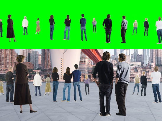 The Future of VFX During COVID-19: Digital Face Replacement, Social-Distancing Doubles