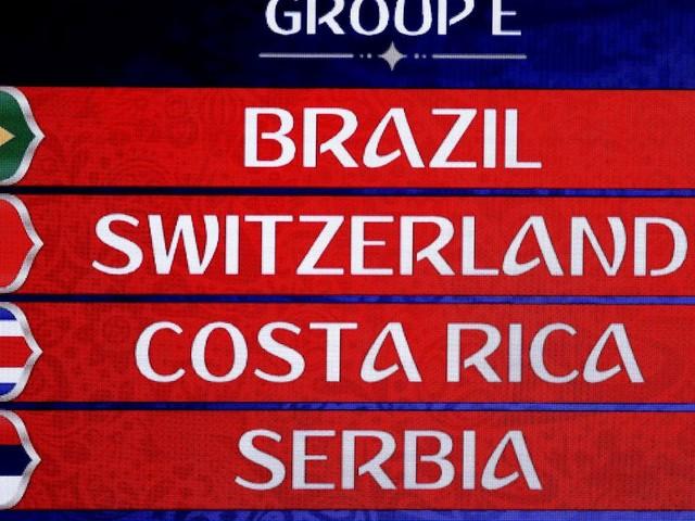 World Cup 2018 Primer: Group E — Brazil, Costa Rica, Serbia, Switzerland