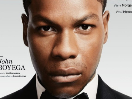 John Boyega: My role is fulfilled