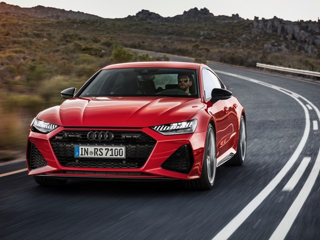 2020 Audi RS7 Sportback arrives with 591-hp
