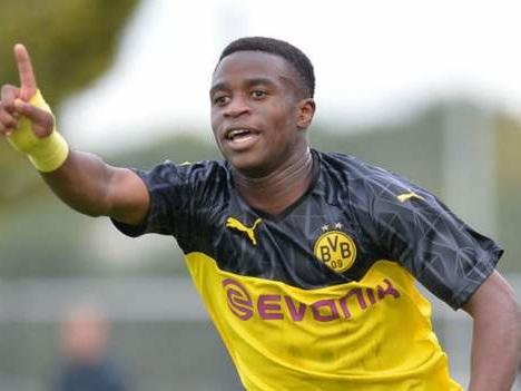 Youssoufa Moukoko: Meet Borussia Dortmund's 16-year-old 'wunderkind'