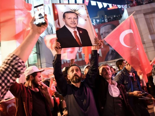 Turkish President Ekes Out Victory in Referendum To Hand Him More Power