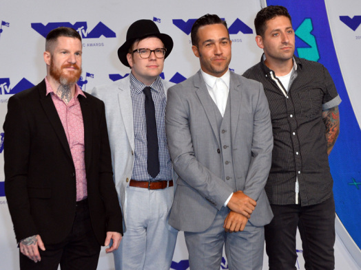 Fall Out Boy Drop New Single, 'Hold Me Tight or Don't' (Watch)