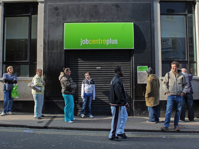 Why is in-work poverty on the rise?