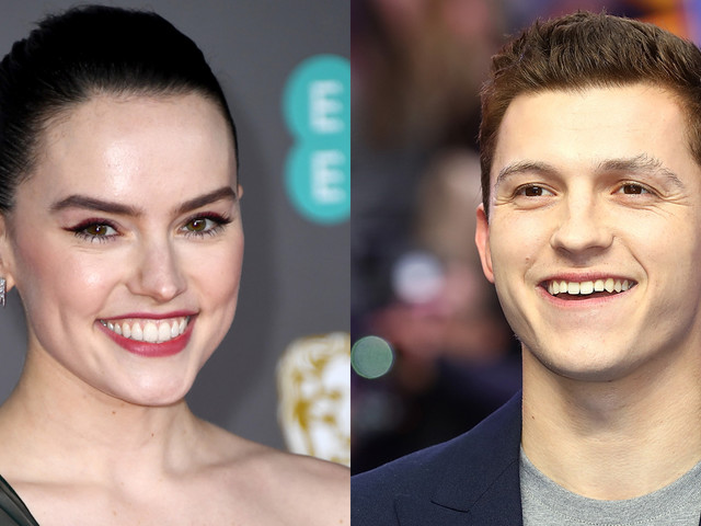 Daisy Ridley Recalls Her 'Awkward' First Meeting with 'Chaos Walking' Co-Star Tom Holland