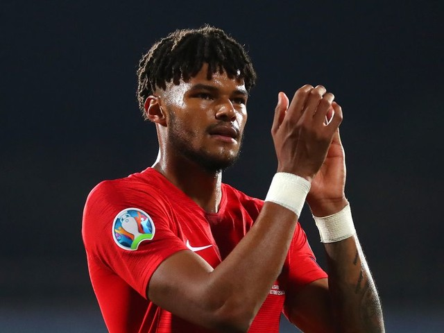 Tyrone Mings responds to racist abuse which overshadowed England debut