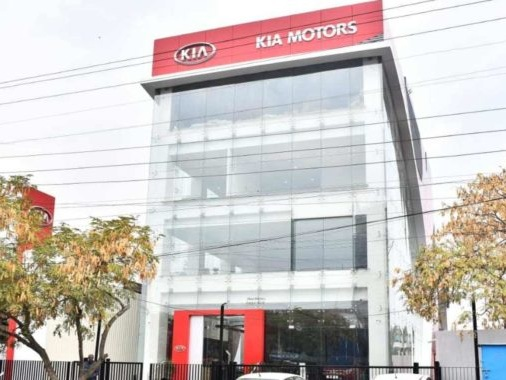 Kia Motors' First Dealership In India Inaugurated In Noida