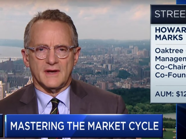 Billionaire investor Howard Marks explains why the Fed's recent behavior is delaying an inevitable recession — and ensuring the next one will be even worse