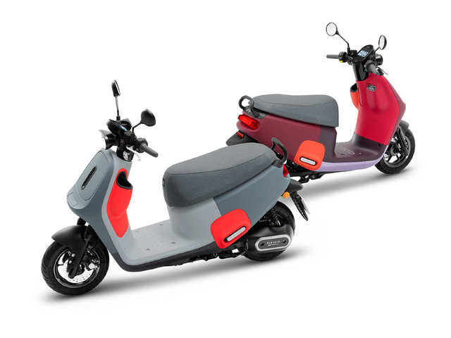 Gogoro Viva electric scooter registered in India