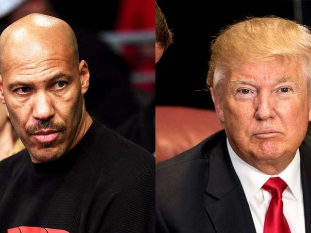 Lavar Ball Comments On President Trump