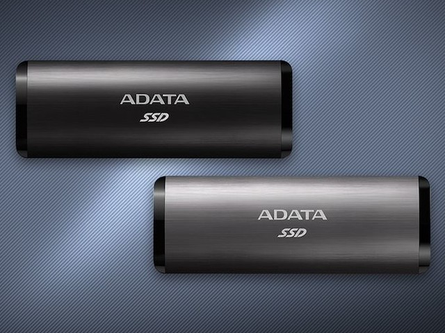ADATA Releases SE760 USB 3.2 Gen 2 External SSD: Up to 1000 MB/s