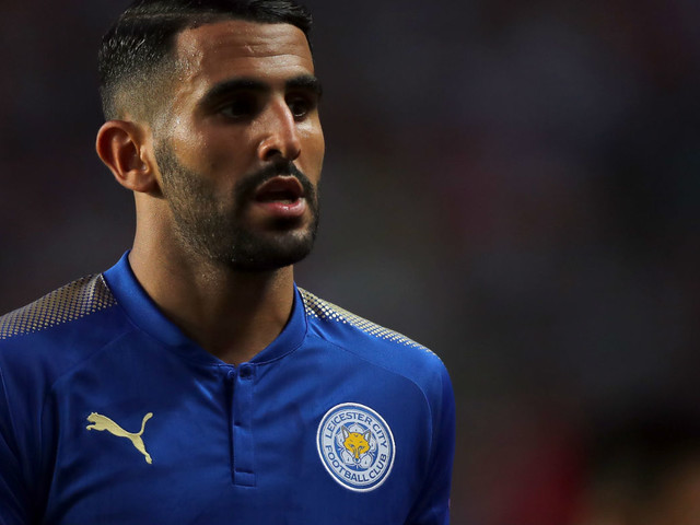 Riyad Mahrez rejects Roma in favour of Arsenal switch