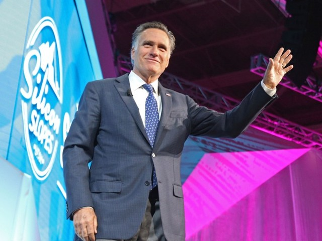 Mitt Romney Finally Announces Utah Senate Campaign