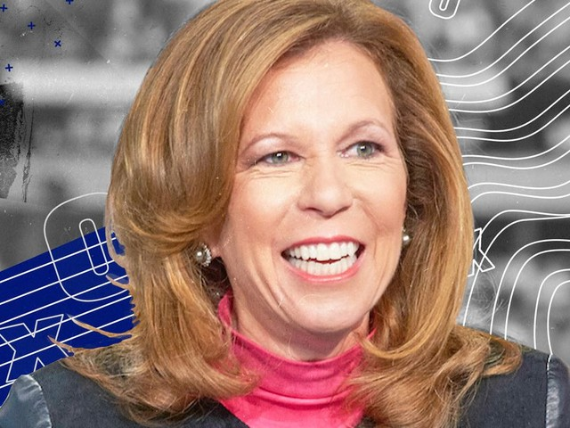 Amy Trask explains her path to becoming the NFL's first woman CEO