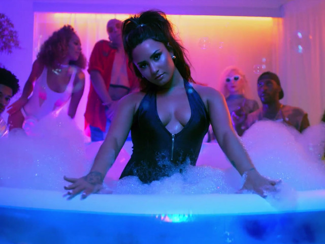 Demi Lovato Debuts Cameo-Filled 'Sorry Not Sorry' Music Video - Watch Here!
