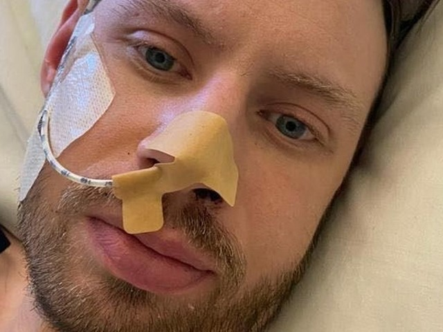Man, 30, whose life support was almost switched off makes 'miracle' recovery
