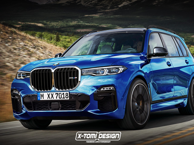 BMW Official: X7 M More Likely than BMW M1 Hatch