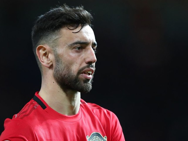 Bruno Fernandes' first impressions of Man Utd after being 'surprised' by Premier League