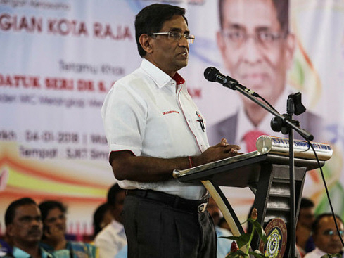 Should be different approaches to winning votes of different ethnic groups: Subramaniam