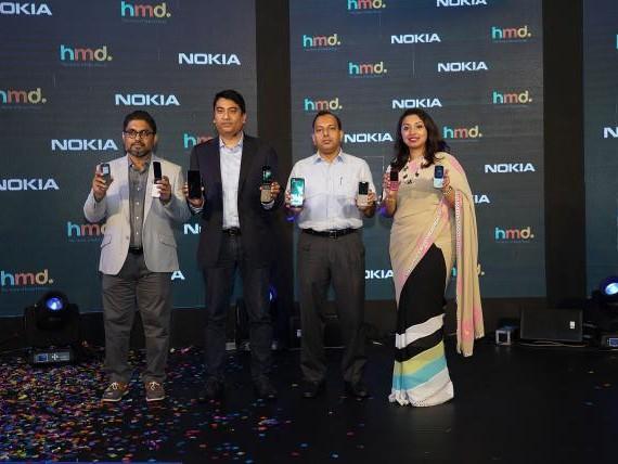 Nokia Mobile announced new Nokia phones in Bangladesh