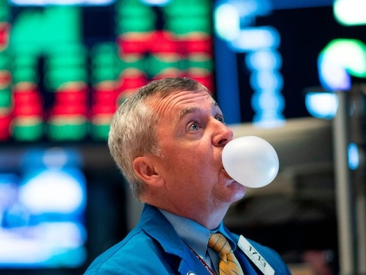 US stocks climb to record highs as economic optimism grows amid progress on infrastructure