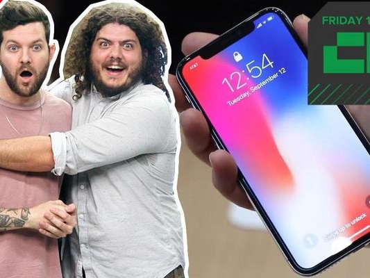 Crunch Report | Hey Dillon Francis, iPhone X Is Now Available For Pre-Order