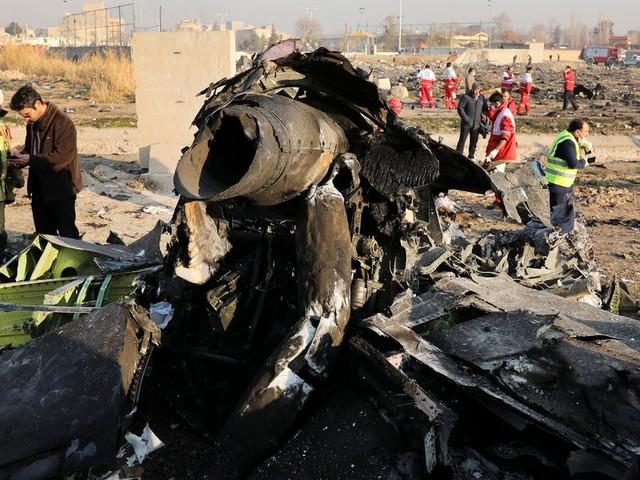 Iran admits it shot down Ukrainian Airlines flight 752, blaming human error