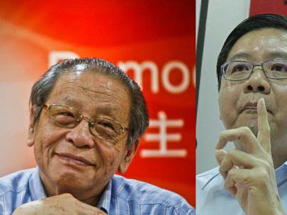 Teng to Kit Siang: I'll fight you on DAP turf