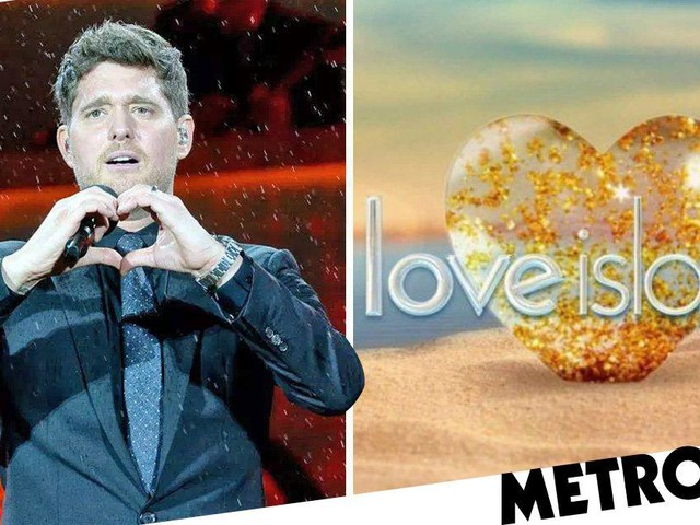 Love Island gets another celebrity fan as Michael Buble stops BST performance to discuss show