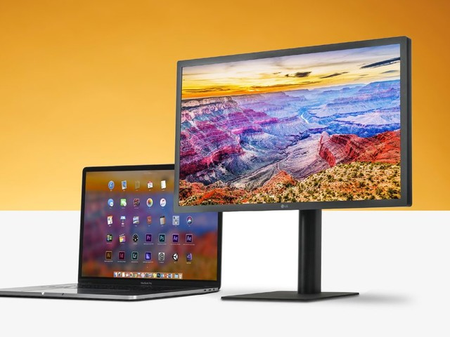 The best monitors for MacBook Pro in May 2020