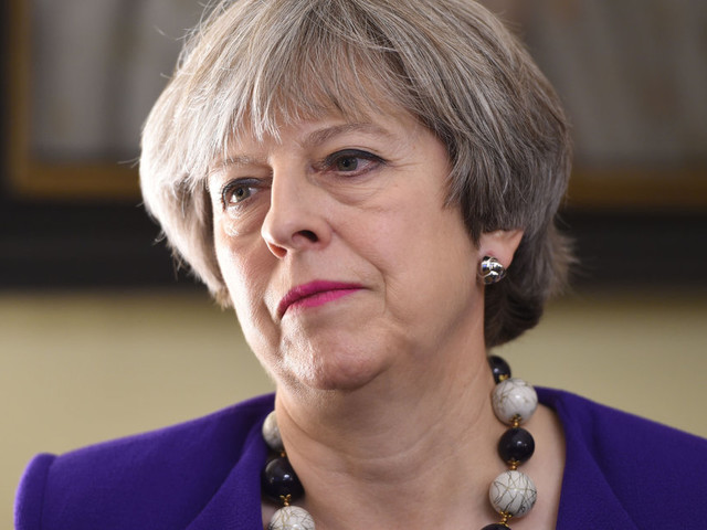 Theresa May Facing Brexit Clash As 75% Of Tory MPs Want Free Movement To End During Transition Period