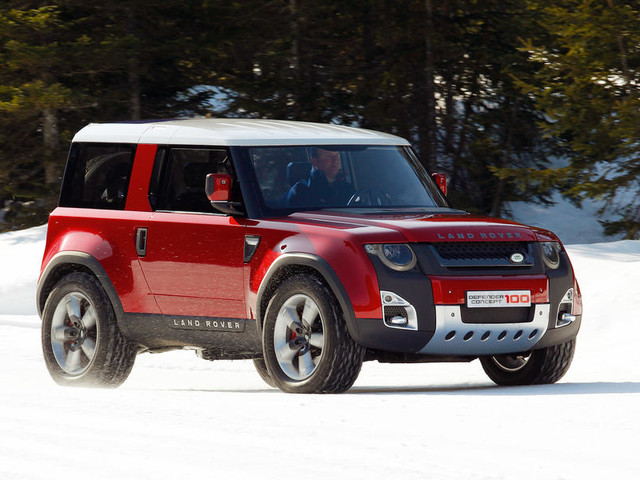 New £25k Land Rover to be followed by luxo-Defender