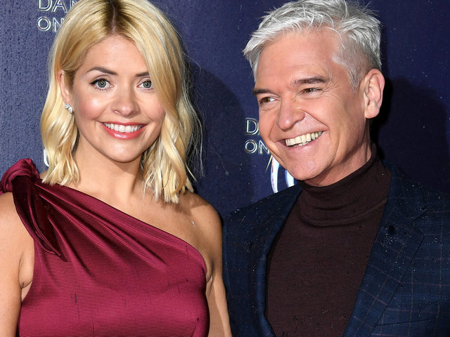 Phillip Schofield Insists He And Holly Willoughby Aren't In Trouble Over Gemma Collins 'Dancing On Ice' Comments