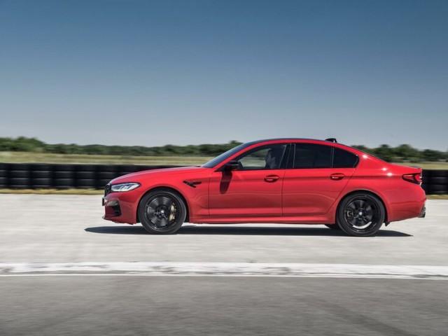 BMW M5 CS likely to bring around 650 horsepower