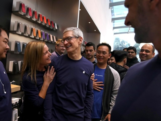 No, Apple Is Not Creating 20,000 Jobs Because of the Tax Bill