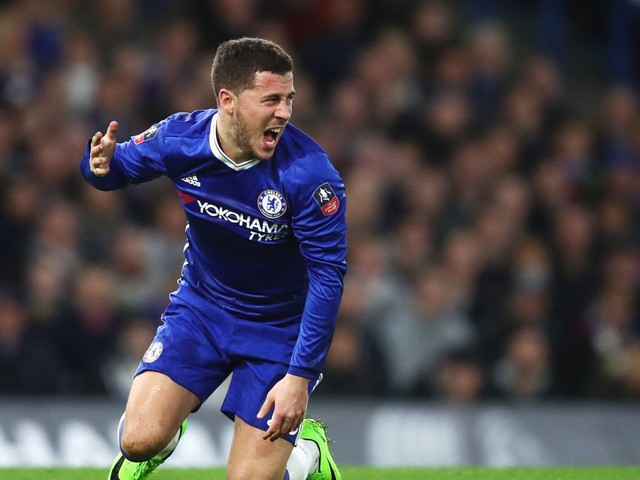 Conte praises Hazard for surviving Mourinho's painfully ironic tactics